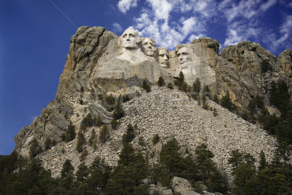 Mount Rushmore sculpture. Stock photo © iofoto