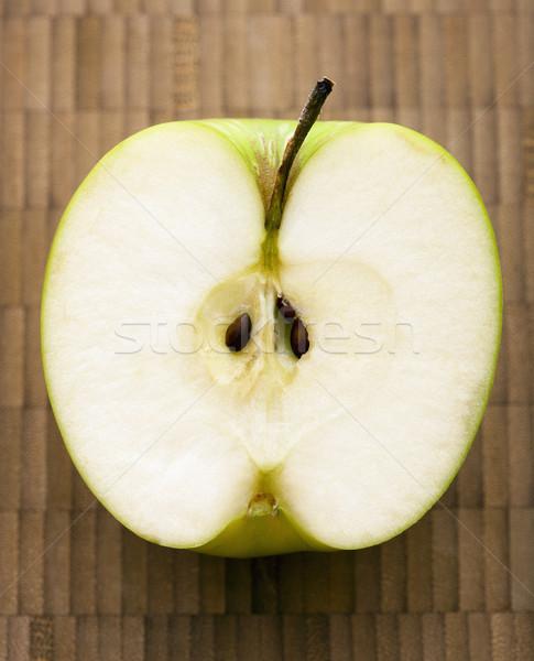 Cut apple. Stock photo © iofoto