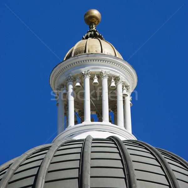 Capitol building dome. Stock photo © iofoto
