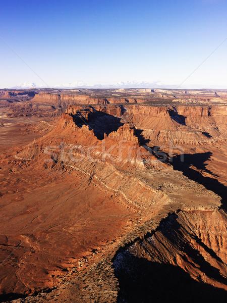 Park Utah manzara kanyon Amerika Birleşik Devletleri Stok fotoğraf © iofoto