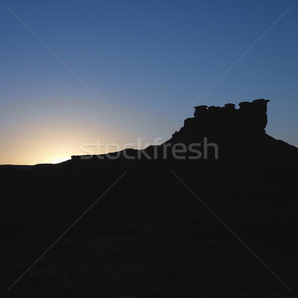 Garden of the Gods, Utah. Stock photo © iofoto