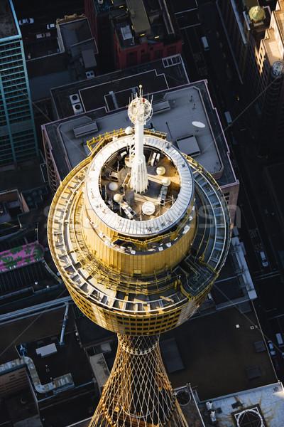 Foto stock: Ampères · torre · Sydney · Austrália · cidade