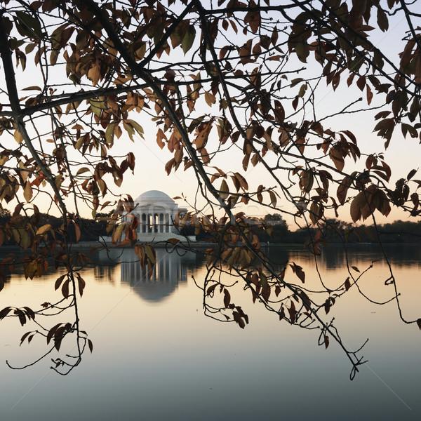 Jefferson Memorial Washington, DC. Stock photo © iofoto