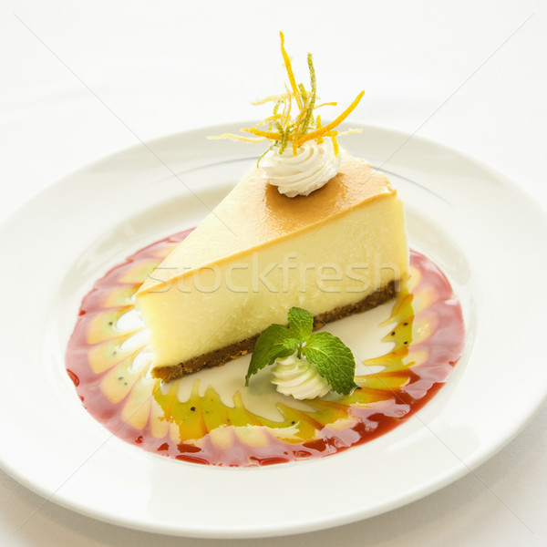 Gourmet dessert. Stock photo © iofoto
