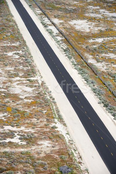 Two land highway. Stock photo © iofoto