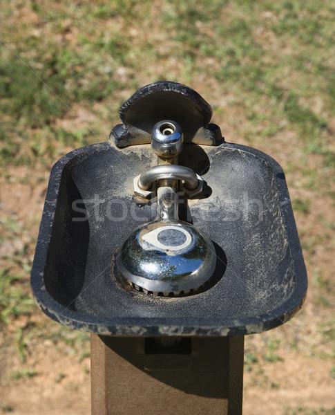 Water drinking fountain. Stock photo © iofoto