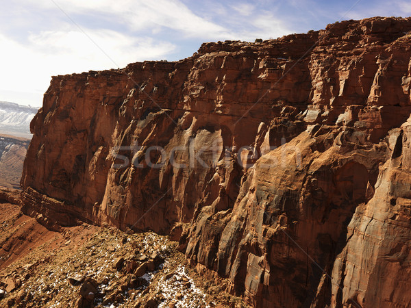 公園 ユタ州 風景 崖 米国 ストックフォト © iofoto