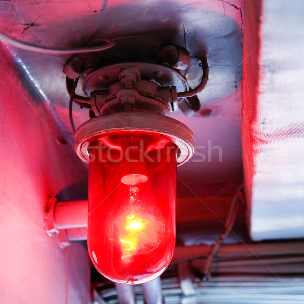 Red light. Stock photo © iofoto