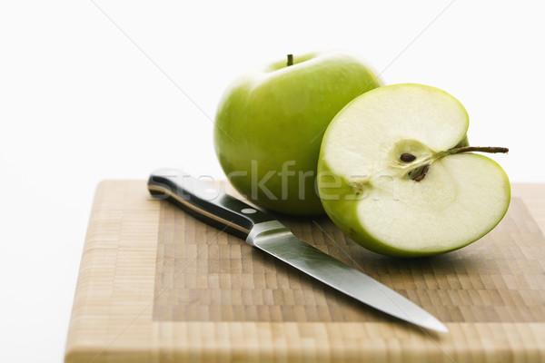 Granny Smith apples. Stock photo © iofoto