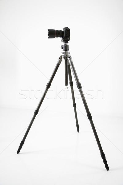 Fotografii wyposażenie kamery kolor Zdjęcia stock © iofoto