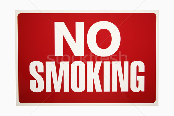 No smoking. Stock photo © iofoto