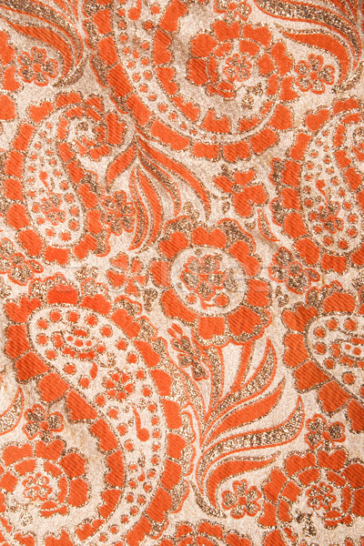 Paisley fabric detail. Stock photo © iofoto
