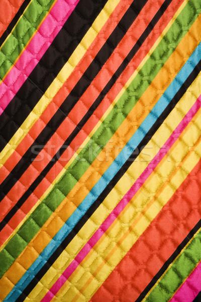 Vintage fabric detail. Stock photo © iofoto