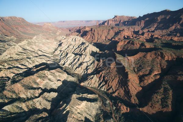 Southwestern mountains. Stock photo © iofoto