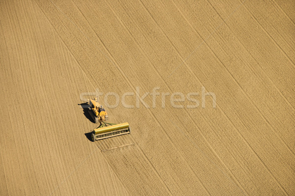 Agricultural farming. Stock photo © iofoto
