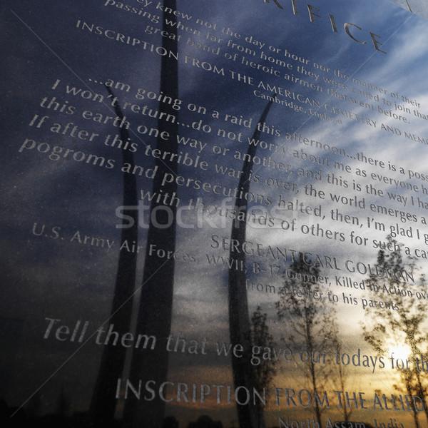 Air Force Memorial. Stock photo © iofoto