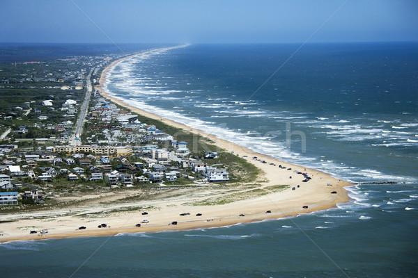 пляж Флорида собственности святой воды Сток-фото © iofoto