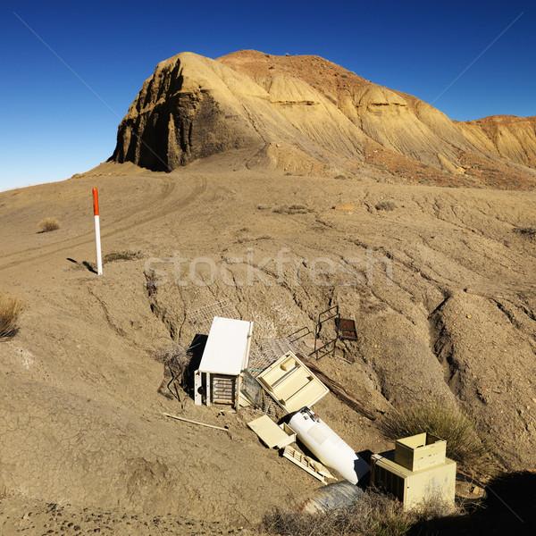 Pile of junk Stock photo © iofoto