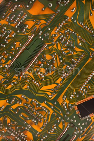 Circuitry. Stock photo © iofoto