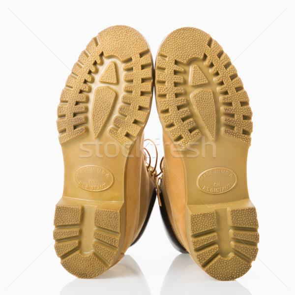 Work boots. Stock photo © iofoto