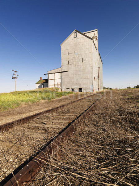 Agricultural building. Stock photo © iofoto
