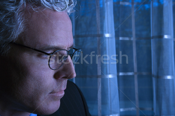 Businessman portrait. Stock photo © iofoto