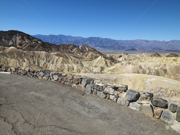 Landscape in Death Valley. Stock photo © iofoto