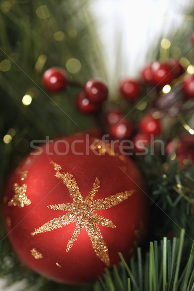 Christmas decorations. Stock photo © iofoto