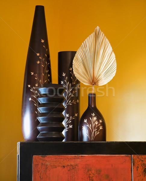 Asian interior style. Stock photo © iofoto