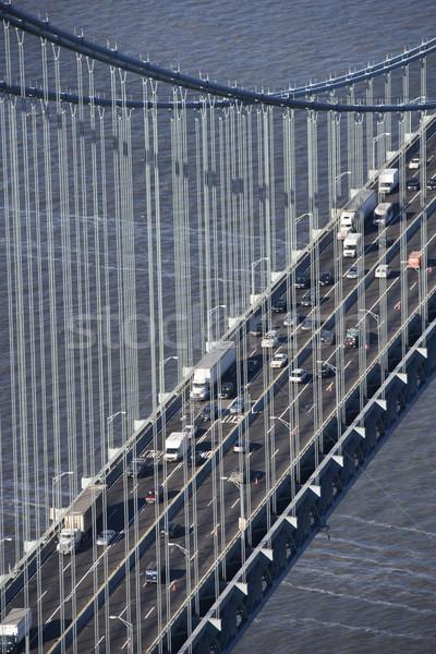 Verrazano-Narrow's Bridge. Stock photo © iofoto