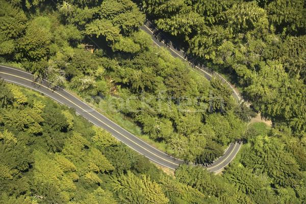 Scenic highway. Stock photo © iofoto