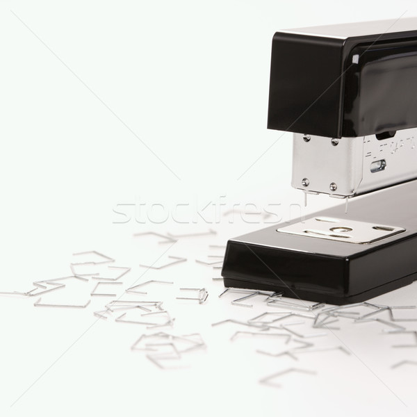 Stapler with staples. Stock photo © iofoto