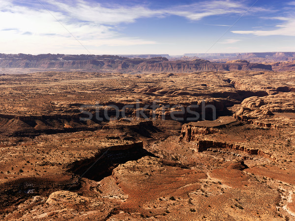 Craggy Landscape Stock photo © iofoto