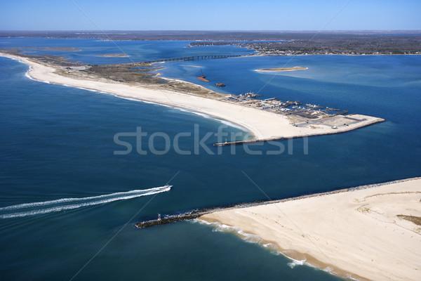 Shinnecock Bay, New York. Stock photo © iofoto