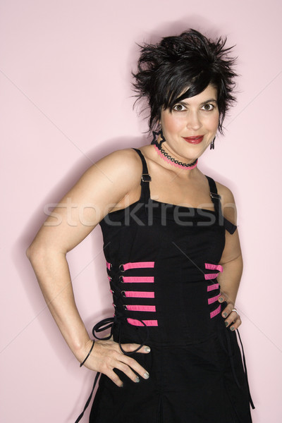 Portrait of latina woman. Stock photo © iofoto
