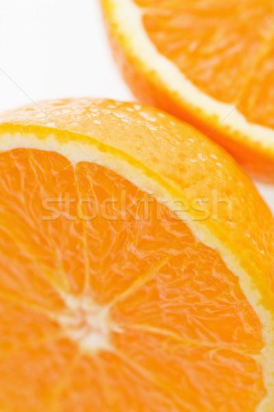 цитрусовые оранжевый белый продовольствие цвета Сток-фото © iofoto