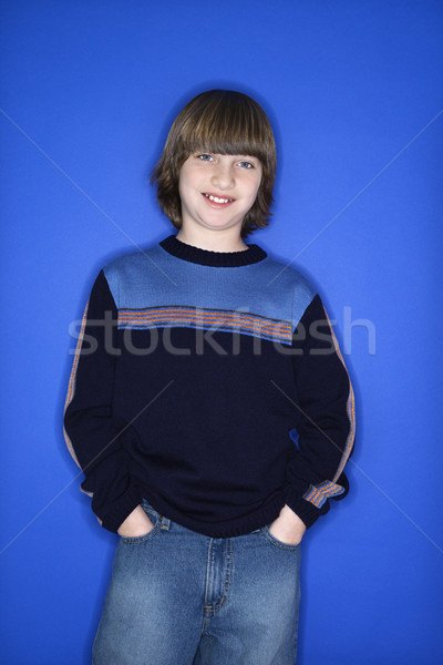 Portrait of boy. Stock photo © iofoto