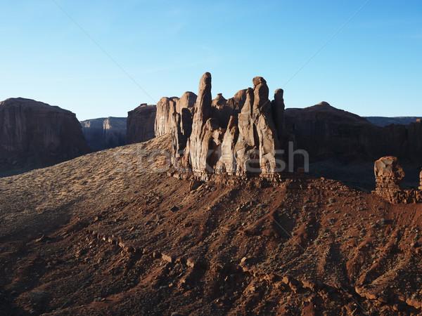Southwestern landscape. Stock photo © iofoto