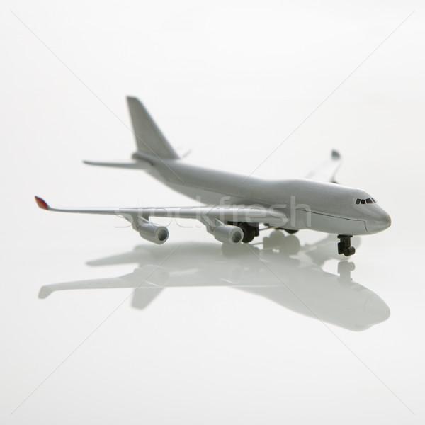 Toy airplane.  Stock photo © iofoto