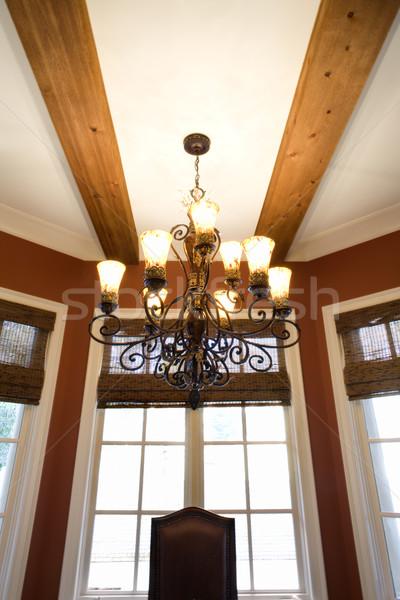 Interior of home. Stock photo © iofoto