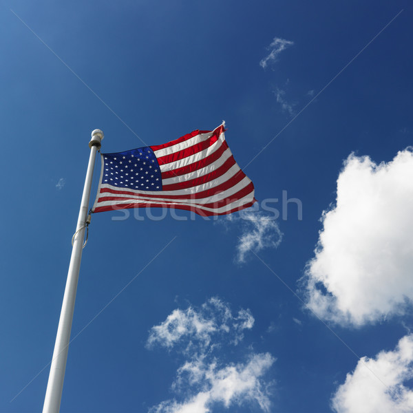 American flag. Stock photo © iofoto