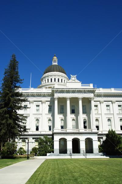 Sacramento Capitol building. Stock photo © iofoto