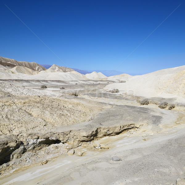 Mort vallée paysage couleur distant Photo stock © iofoto