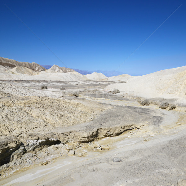 Morte vale paisagem cor remoto Foto stock © iofoto