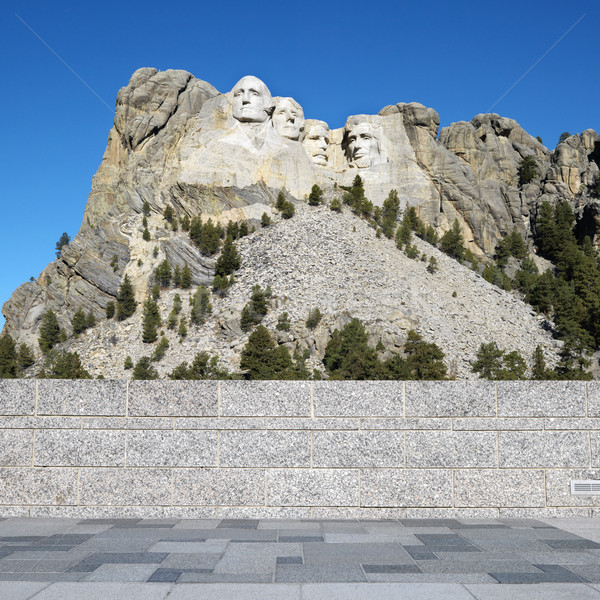 Mount Rushmore Memorial. Stock photo © iofoto