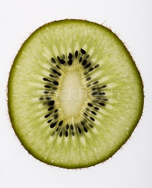 Kiwi slice. Stock photo © iofoto
