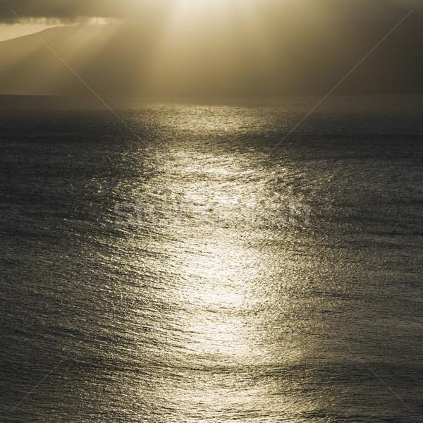 Pacific ocean. Stock photo © iofoto