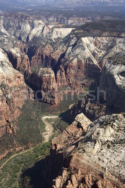 Desert landscape. Stock photo © iofoto