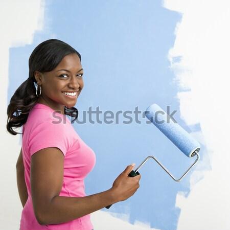 Schoolgirl. Stock photo © iofoto
