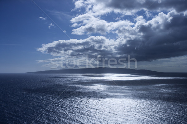 Island in Pacific. Stock photo © iofoto